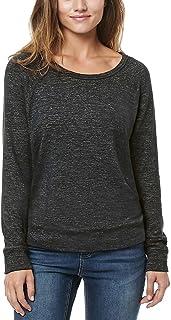 Buffalo David Bitton Ladies' Cozy Top (Dark Gray, XL)
