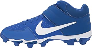 Nike Kid's Alpha Huarache Varsity Mid Keystone Football Cleat