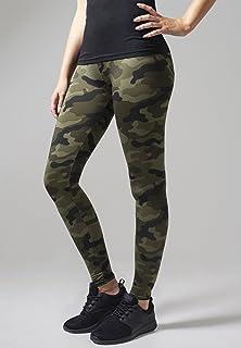 : Pantalon Camouflage Femme Leggings Femme