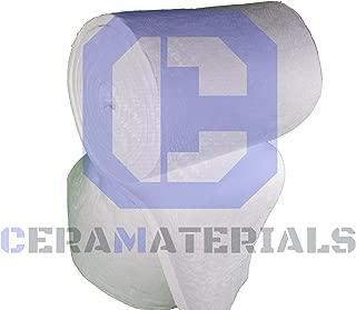 Ceramic Fiber Blanket 8#, 2300F 1/2