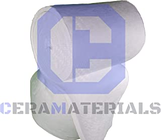 Ceramic Fiber Insulation Blanket 8# Density 2600F (1