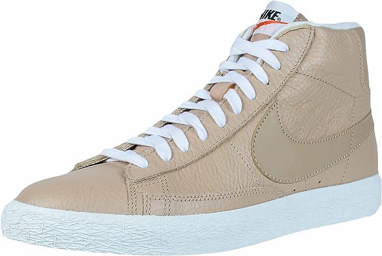 Nike Blazer Mid Premium Leather, Sneaker, Uomo