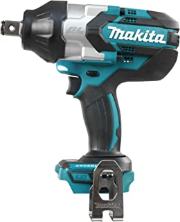Makita DTW1001Z 18V Li-Ion LXT Brushless Impact Wrench - Batteries and Charger Not Included, Blue, LARGE