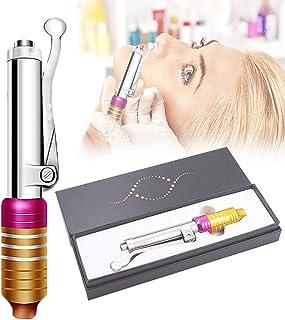 Hyaluron-pen, hyaluronzuurampullen Anti-veroudering Hyaluronzuurinjectorset met 5 ampullenkop, voor huidverzorging Verjong...