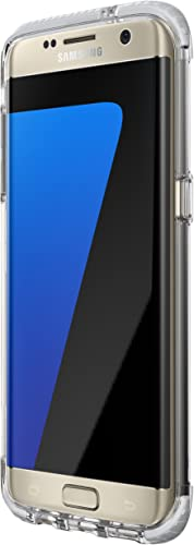 wholesale Tech21 Evo Frame high quality for Samsung Galaxy S7 lowest Edge - Clear/White online