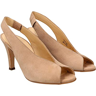 Paul Green Avanti Heel (Dakar Suede) Women