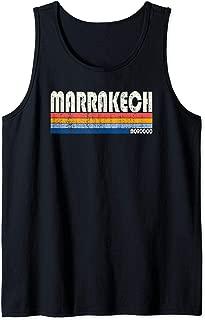 Vintage 70s Marrakech, Morocco Tank Top
