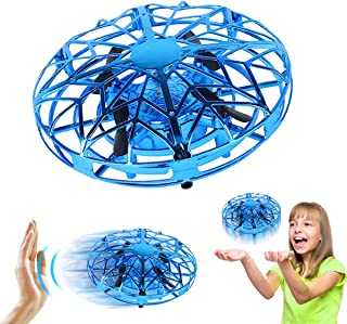 Joyfun Toys Boys Mini Drone Flying Toys for Kids Air Magic Hogs Hand Controlled UFO Remote Control Helicopter Birthday Gifts