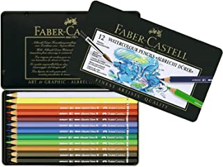 Faber Castell Albrecht Durer 12 Pieces Water Color Pencil In Tin Box