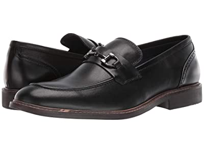 Steve Madden Bradshaw (Black Leather) Men