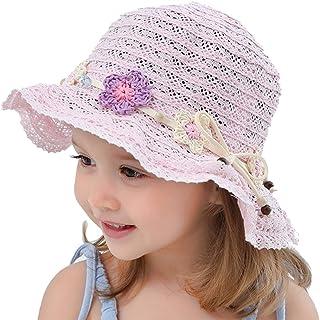 9ed239ab Amazon.es: sombrero paja niña