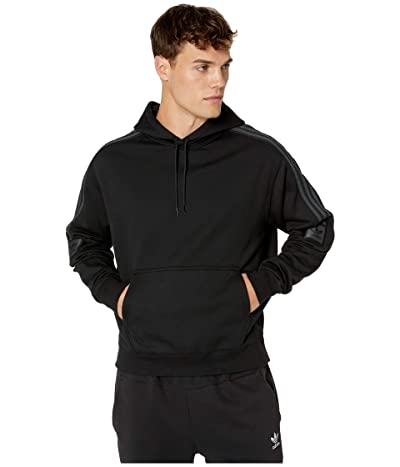 adidas Skateboarding Tech Hoodie (Black/Carbon) Men