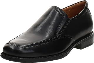 حذاء بدون كعب يو فيدركو زي موكاسينس للرجال من جيوكس، لون نيرو (اسود C9999)