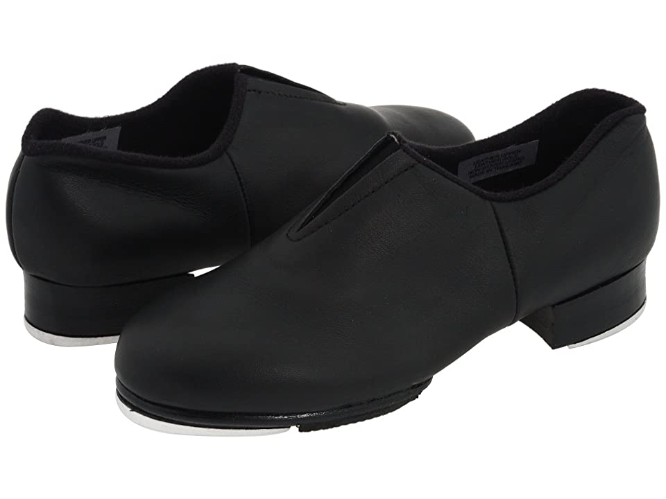 Bloch Kids Tap-Flex Slip On S0389G (Toddler/Youth) (Black) Girls Shoes