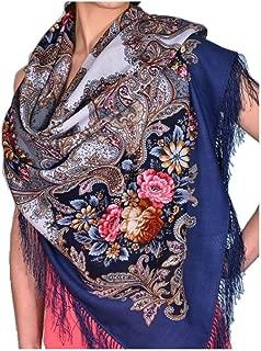 pavlovo posad russian shawl