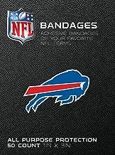 Cureit Brand NFL Official Team Logo Bandages, 1