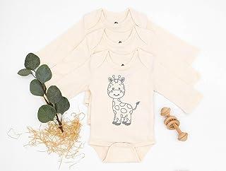 BABY BODYSUIT SET, Baby Sleep Sack, Unisex Kids Clothing, Designed Baby Bodysuit, Baby Shower Gifts, 1 Year Kids Clothes
