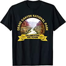 Grand Canyon National Park Centennial Celebration Tee Shirt