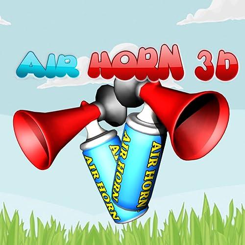 Air Horn 3D - Free