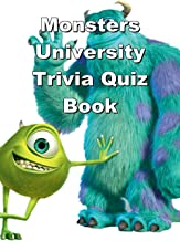 Monsters University Trivia Quiz Book (English Edition)