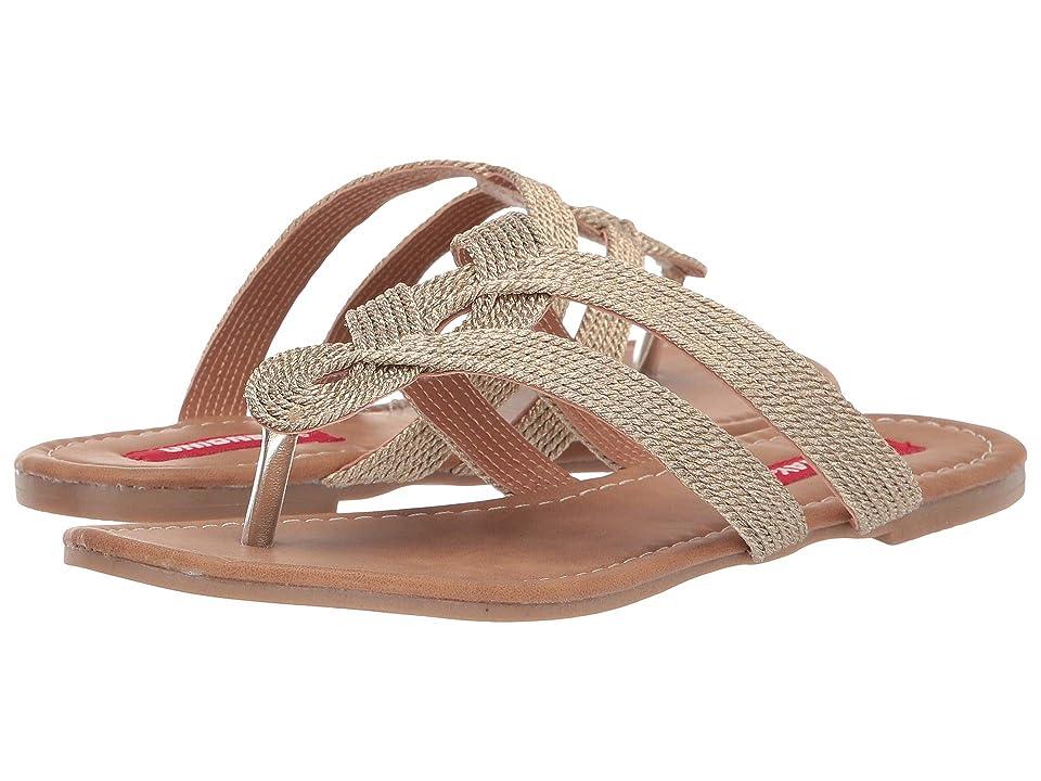 UNIONBAY Blair (Gold) High Heels