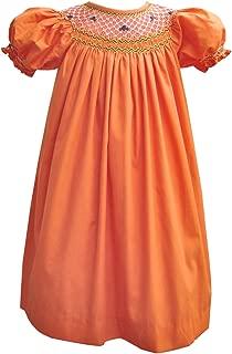 smocked halloween dress