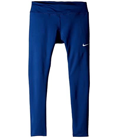 Nike Fast Tights (Blue Void/Reflective Silver) Women