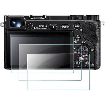 Lifetime Replacement Warranty Compatible with Sony Bloggie MHS-CM5 Digital Camcorder Anti Glare Screen Protector ScreenPatronus