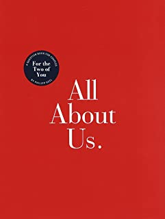 All About Us: For the Two of You: Guided Journal