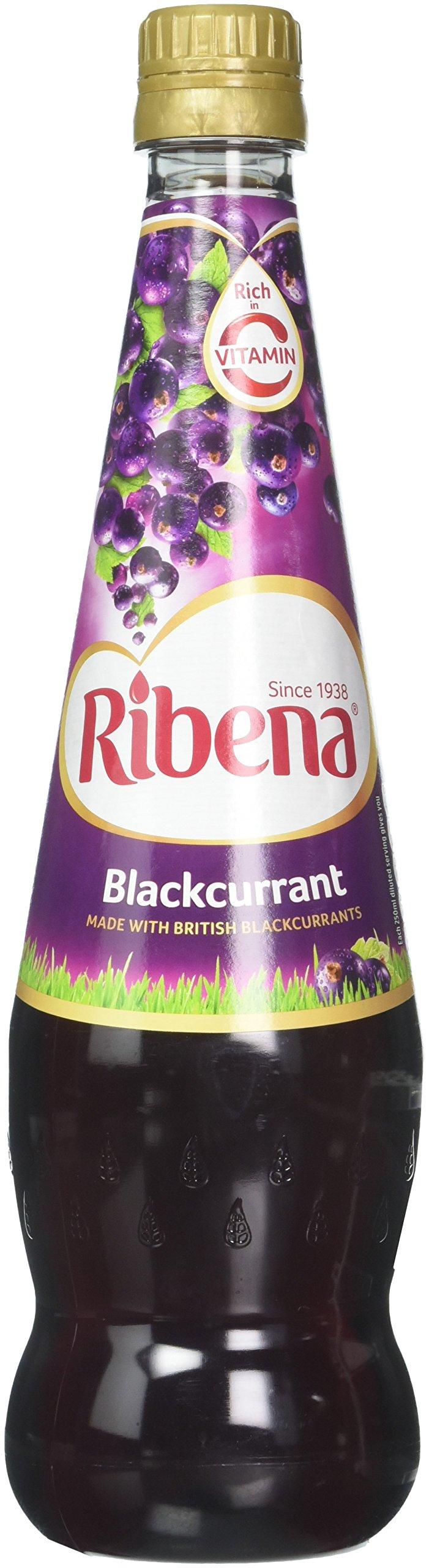 Ribena - 850ml - (4 Pack)