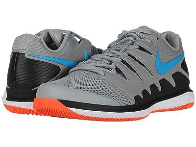 Nike Air Zoom Vapor X (Light Smoke Grey/Blue Hero/Off Noir/White) Men