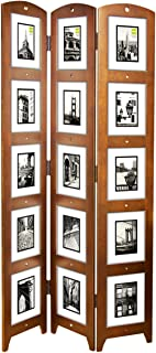 kieragrace Traditional collage-frames, Brown