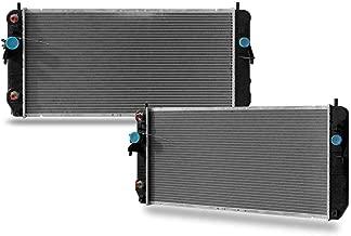 CU2491 Radiator Replacement for Cadillac DeVille Oldsmobile Aurora 2001 2002 2003 2004 2005 V8 4.6L 4.0L
