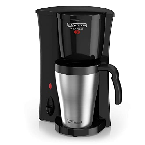One Cup Coffee Maker With Permanent Filter Amazoncom