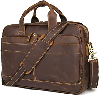Best mens leather despatch bag Reviews