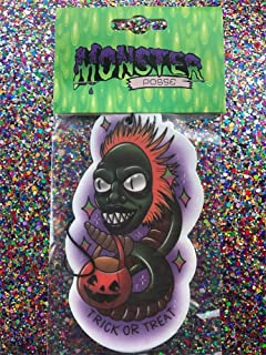 Monster Posse Beetlesnake Air Freshener