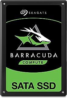 Seagate 500GB BarraCuda SSD SATA III 6Gb/s Internal SSD Drive (STGS500401)