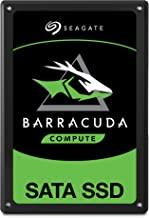 Seagate BarraCuda SSD 500GB Internal Solid State Drive – 2.5 Inch SATA 6Gb/s for Computer Desktop PC Laptop (STGS500401)