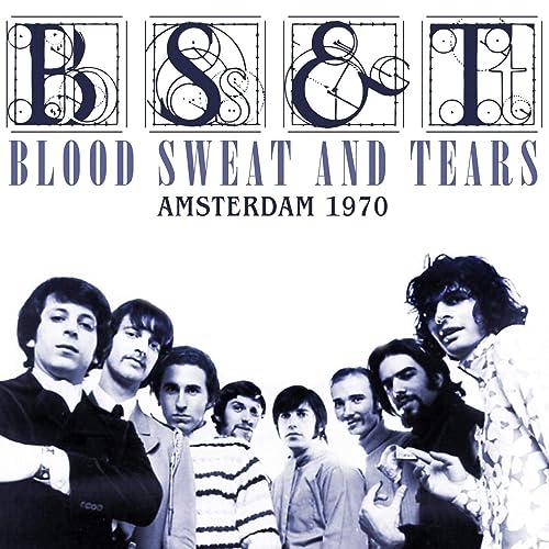 Amsterdam 1970 (Live 1970) de Blood Sweat & Tears en Amazon Music ...