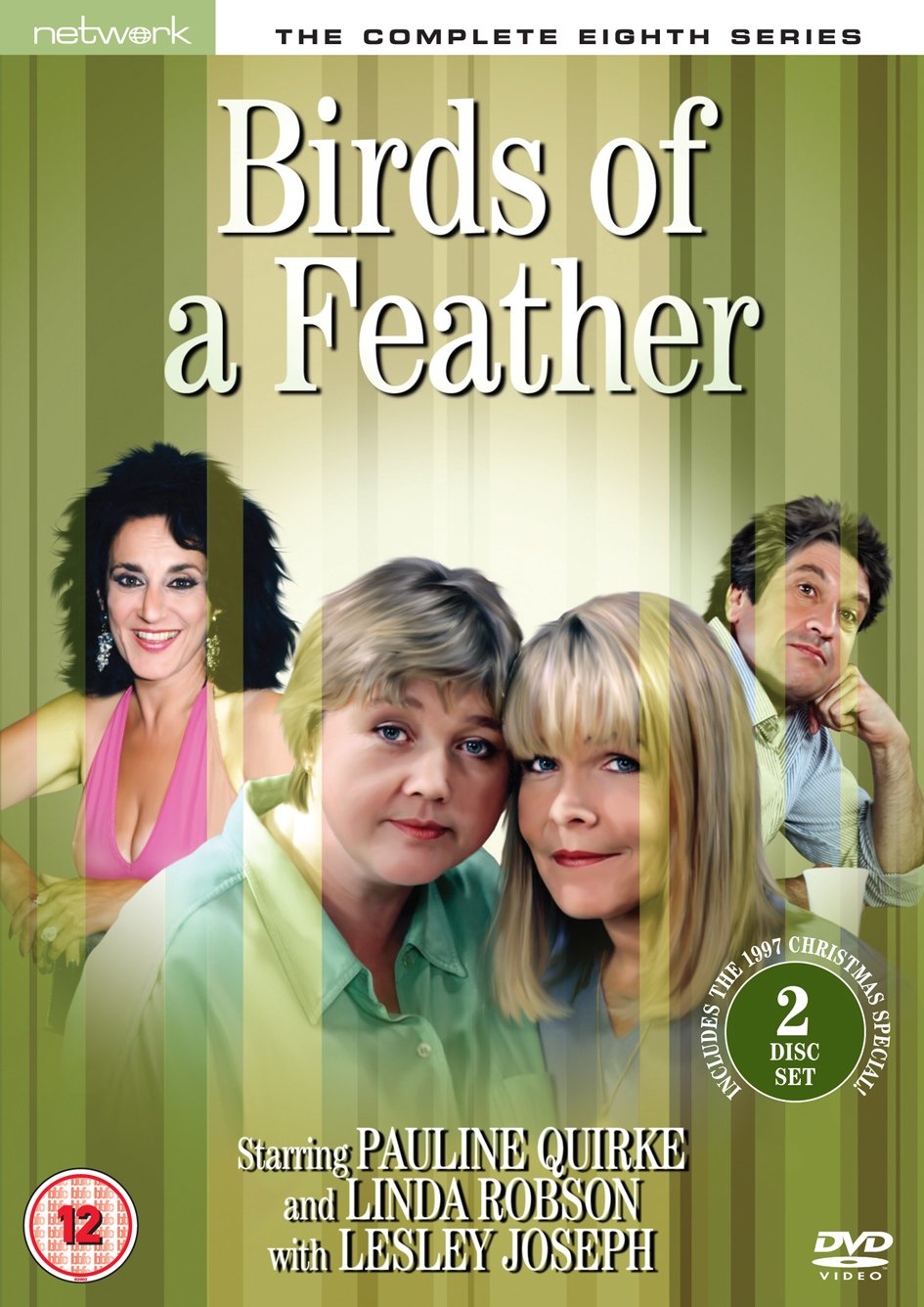Birds of a Feather - The Series Complete 8 BBC DVD Fixed price for sale Shipping included