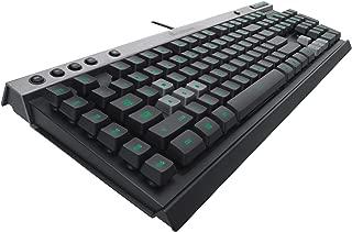 Corsair K40 Gaming Keyboard, 6 Programmable G Keys, Backlit Multicolor LED (CH-9000223-NA)