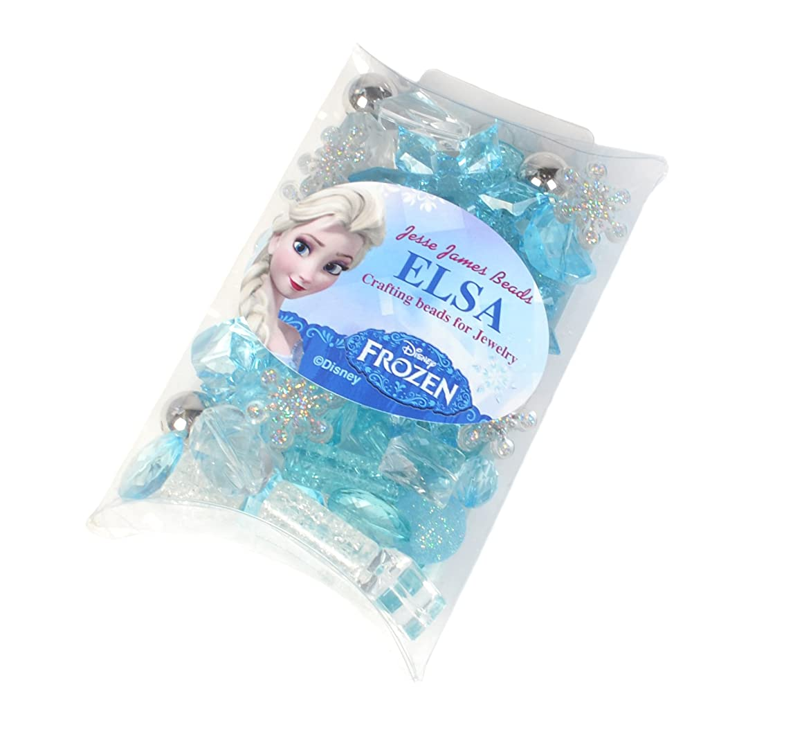 Jesse James Beads Elsa Collection Disney Frozen Craft Beads
