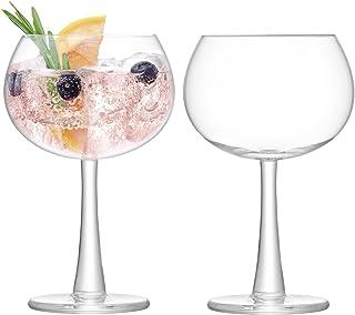LSA International Gin Balloon Glass, 14.2 fl oz, Clear