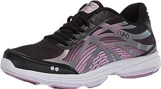 Ryka Women's Devotion Plus 3 Walking Shoe, Black, 8.5 W US