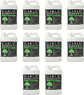 Garlic Barrier Liquid Spray (1 Gallon) 10-Pack