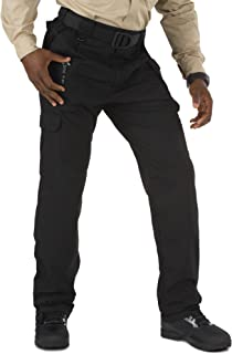 5.11 Men's TACLITE Pro Tactical Pants, Style 74273, Black, 32Wx36L