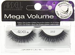 Ardell Mega Volume Lashes, 252 Black