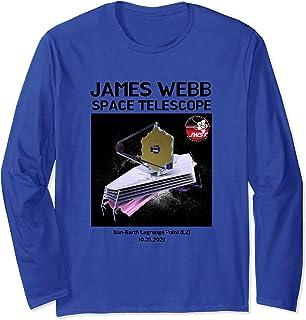 James Webb JWST Launch Télescope spatial Manche Longue