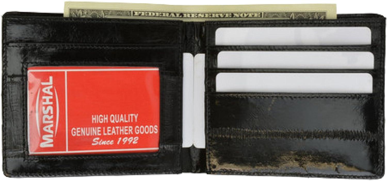Eelskin Bifold Wallet with ID Style - E703