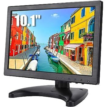 Bewinner 10.1 Pulgadas Monitor LCD 16:10 Monitor de Juegos Full HD ...